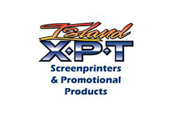 Island XPT screenprinters and Promotional Products