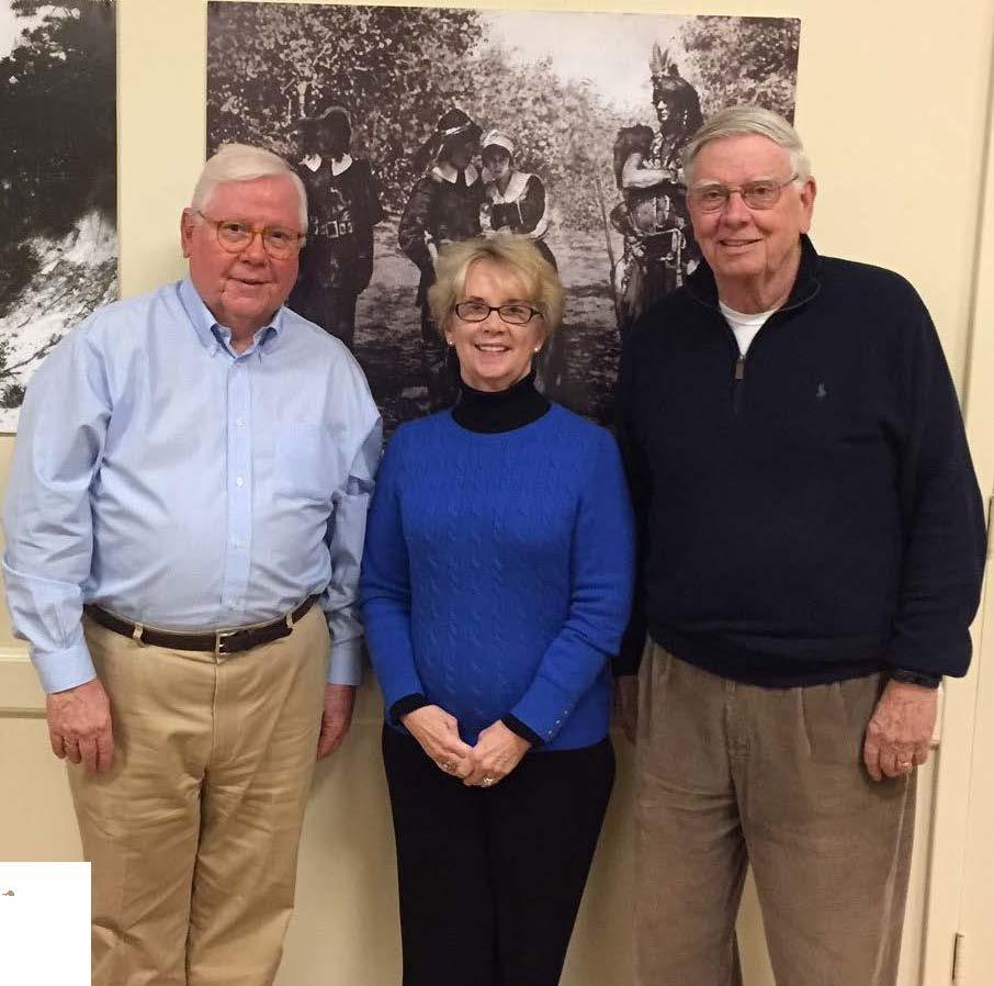 Honoring Three Long-serving Directors Rotating off RIHA Board