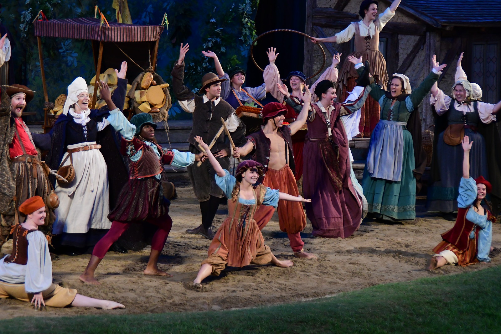 The Lost Colony 2020 Open Auditions Announced