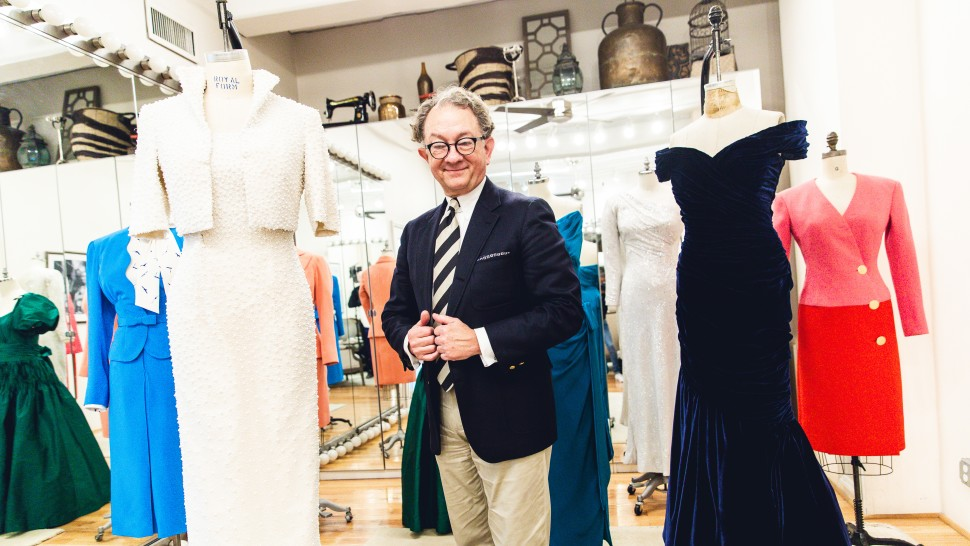 William Ivey Long Sets a New Bar With His Design for Diana