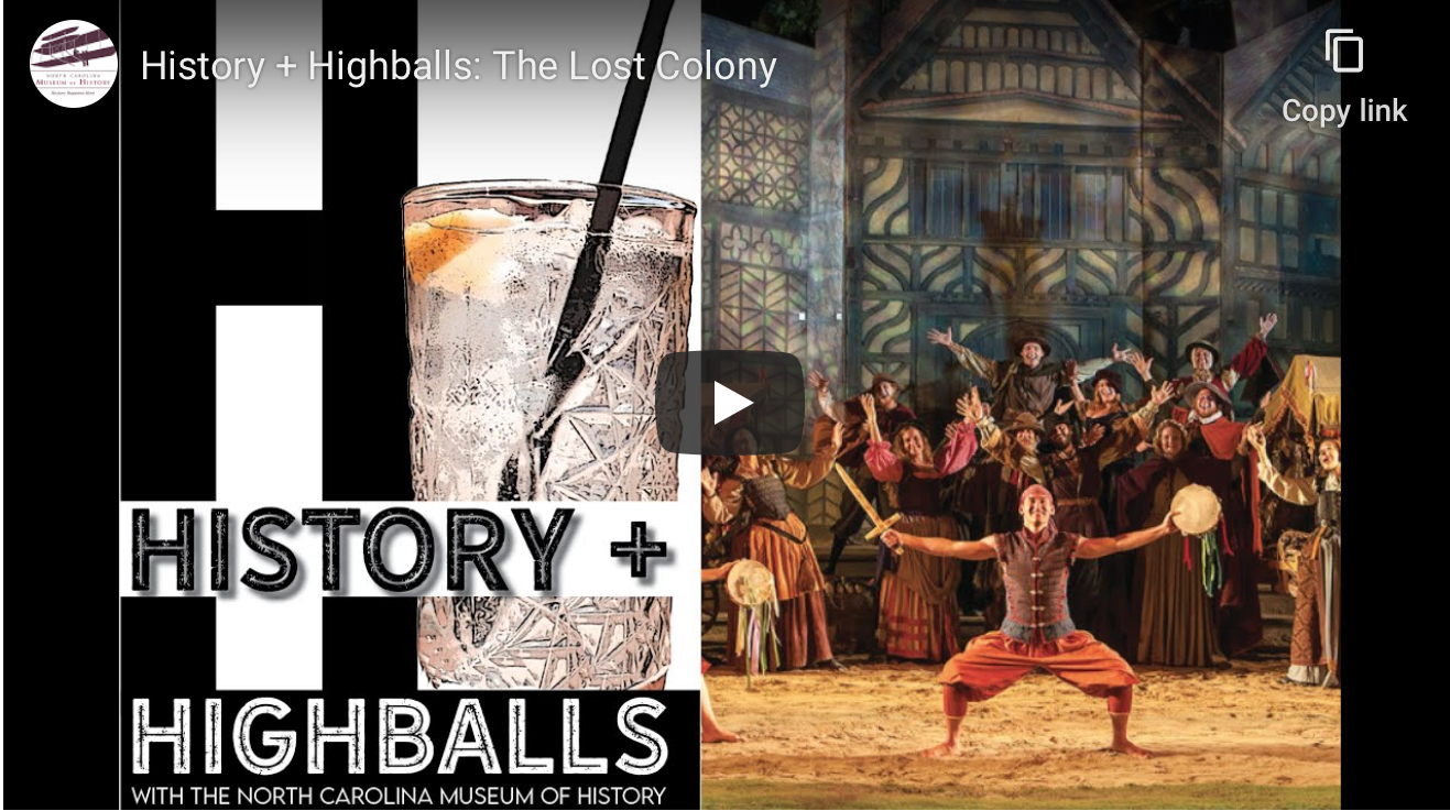 History & Highballs With The Creative Team
